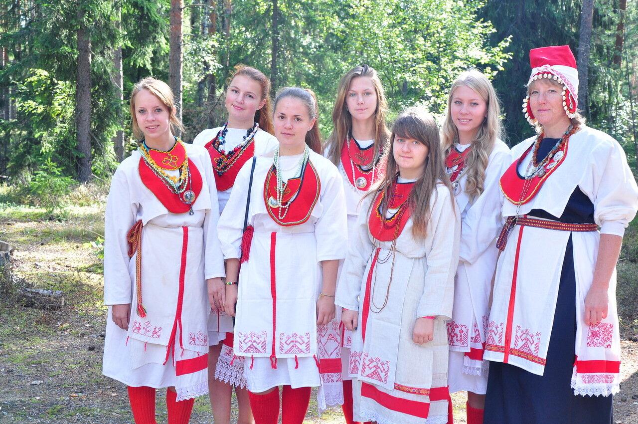 Кингисепп коренные народы, богатыри, а также обычные гости к.