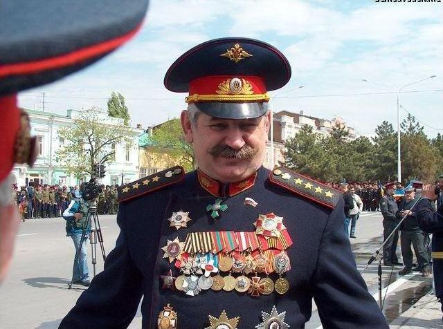 Название орденов у псевдо-казаков