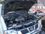 Nissan NAVARA двигатель 2.7 tdi