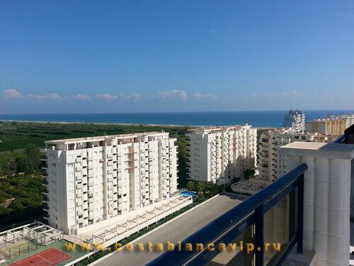 Апартаменты в Gandia, первая линия пляжа, квартира в Гандии, апартаменты на пляже, квартира на Коста Бланка, Коста Бланка, недвижимость в Испании, недвижимость в Гандии, CostablancaVIP, Costa Blanca, квартира на пляже, Playa de Gandia, дуплекс, большая терраса, атико