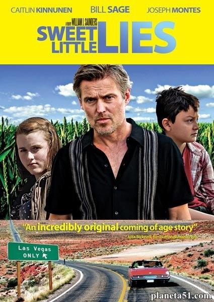 Маленькая ложь / Sweet Little Lies (2011/WEB-DLRip)
