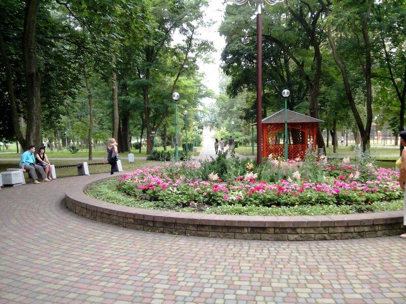 парк горького