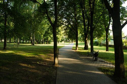 Парк фестивальный г.Гомель