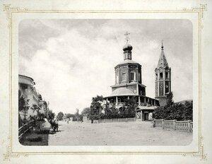 Собор и Покровская улица