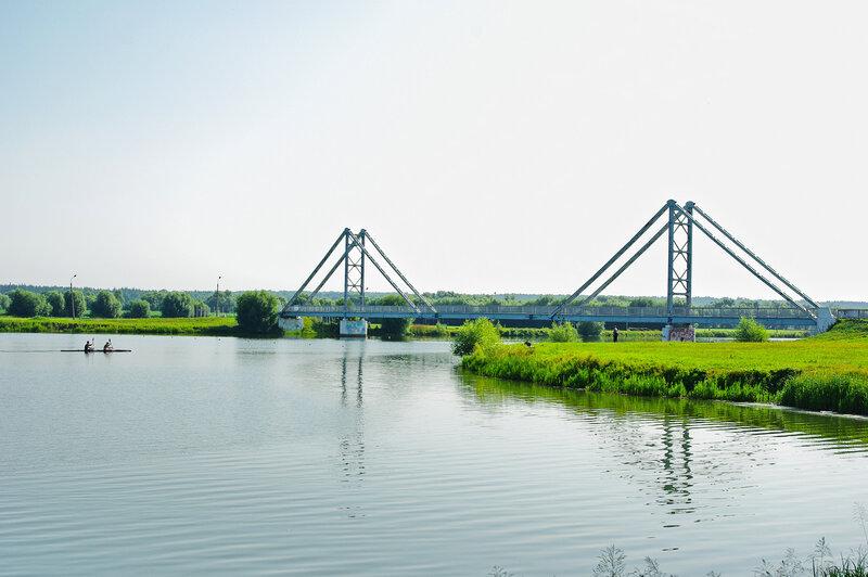 Бронницкий Крымский мост