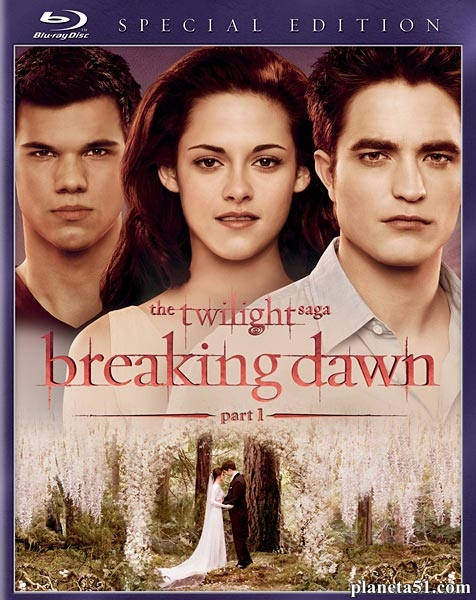 Сумерки. Сага. Рассвет: Часть 1 / The Twilight Saga: Breaking Dawn - Part 1 (2011/HDRip)