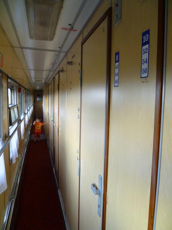 Поезд Москва – Будапешт (Train Moscow – Budapest).