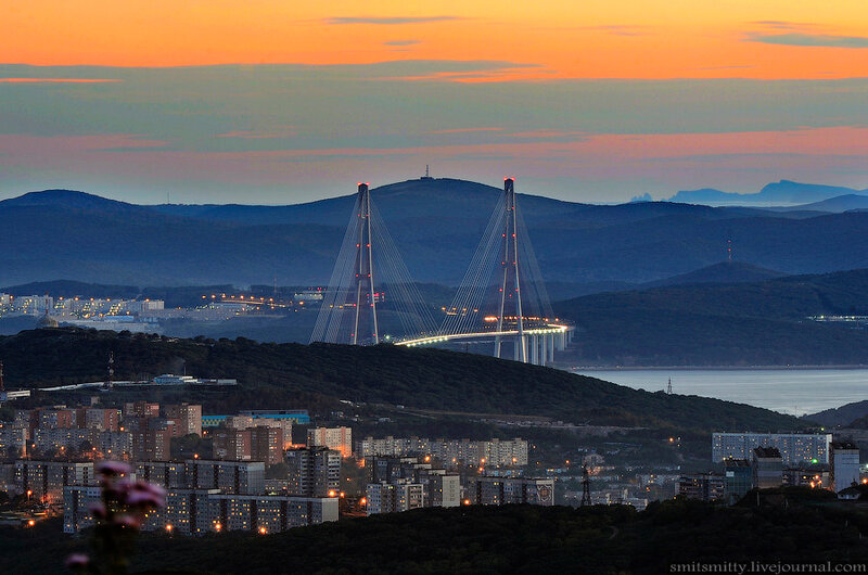 Про вечер во Владивостоке