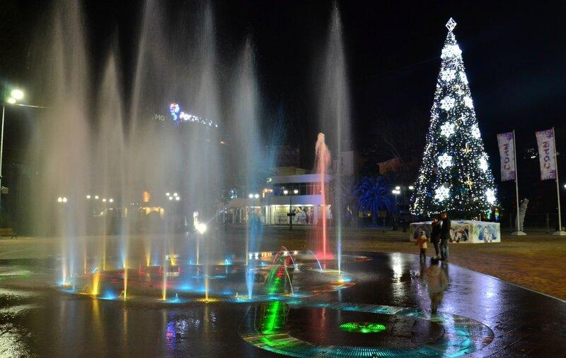 фонтан из жпы видео