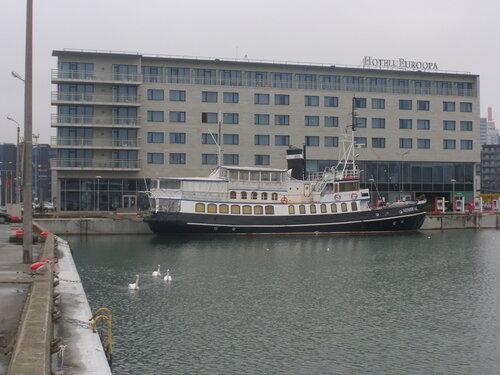 Пассажирский порт