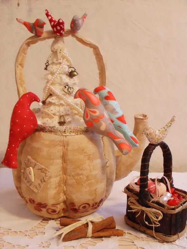 праздник в старом чайнике