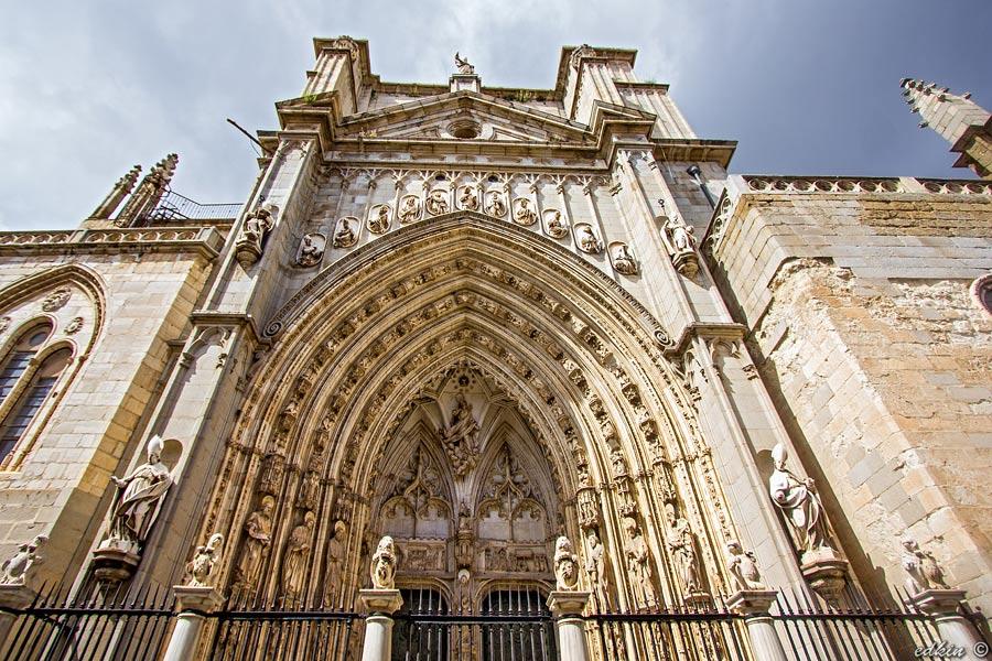 Толедо, кафедральный собор Святой Марии