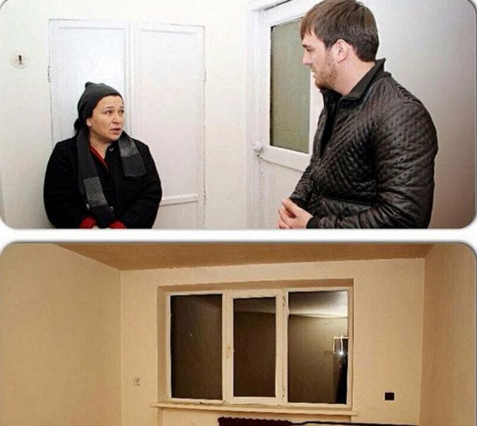 В Чечне малоимущая отказалась от бесплатной квартиры без евроремонта