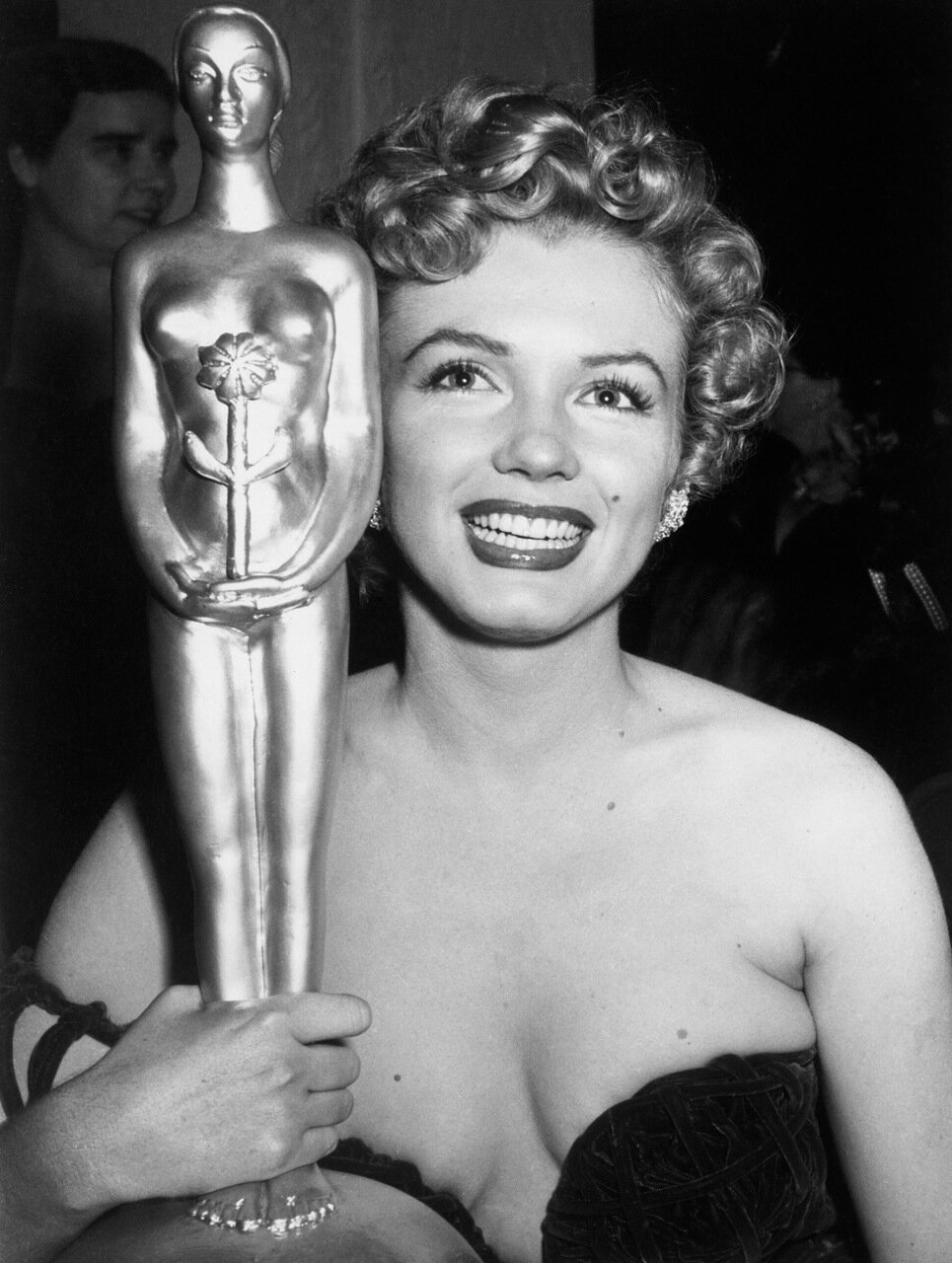 AFRTWF MARILYN MONROE Golden Globe Awards 1953