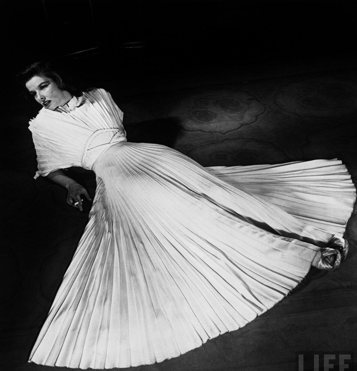 1938. Кэтрин Хепбёрн