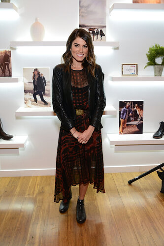 LOS ANGELES, CA - DECEMBER 12: Nikki Reed attends Timberland Acoustic Night In on December 12, 2013 in Los Angeles, California. (Photo by Araya Diaz/WireImage)