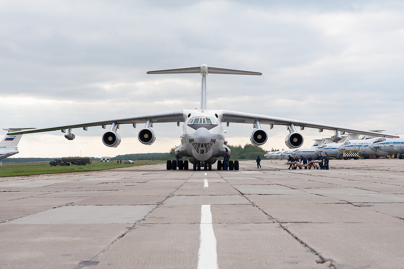 Ильюшин Ил-78М (RF-94277 / 52 синий) D707442