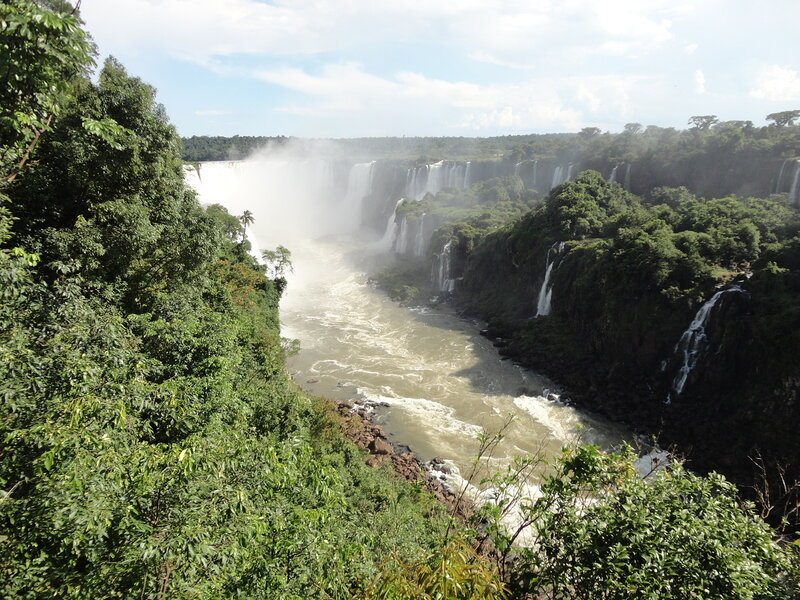 Сафари на водопаде