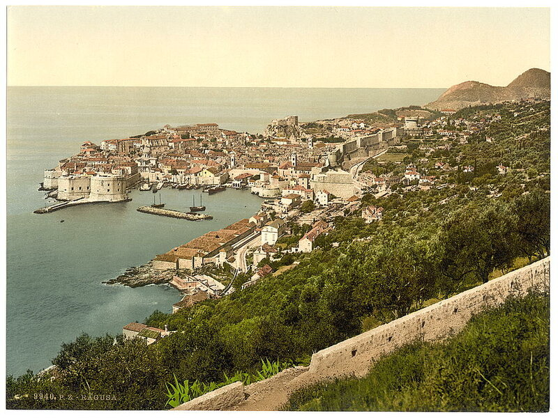 Хорватия 100 лет назад: по следам исчезнувшей цивилизации