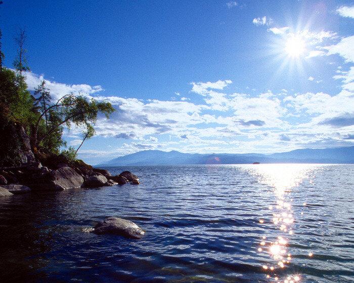 самые глубокие озёра мира
