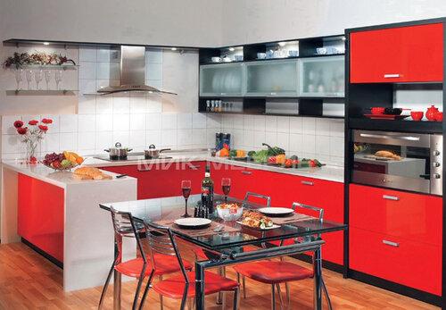 Компания «Мик Мебель» поможет с мебелью для кухни и дома в целом