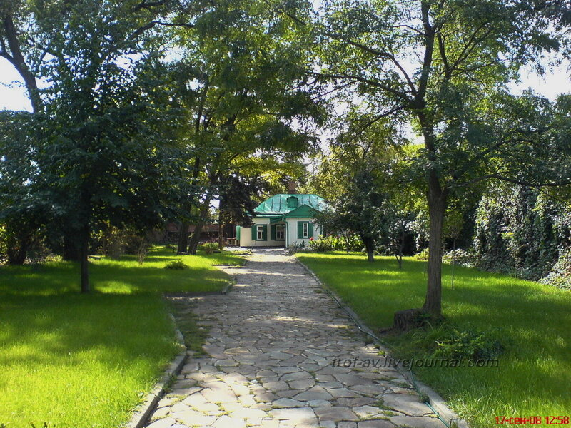 """Музей """"Домик Чехова"""", Таганрог"""