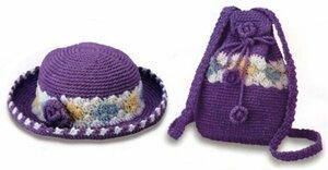 Рюкзачок и шляпка - простор для фантазии