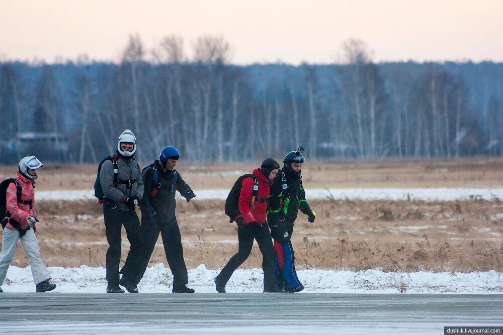 Открытое первенство Челябинской области по парашютному спорту на точность приземления «Кубок восьми»