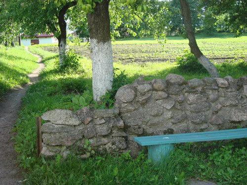 Отдых в Беларуссии: двор монастыря бенедикток
