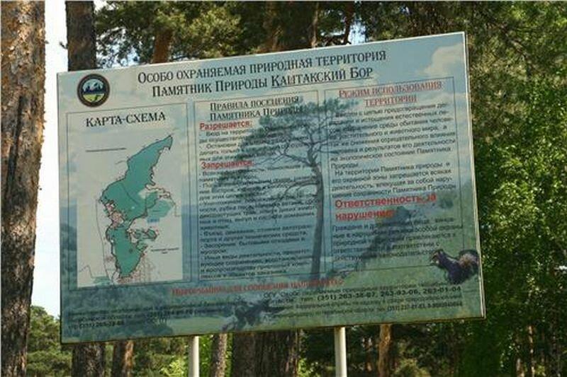 Каштакский бор (01.08.2013)