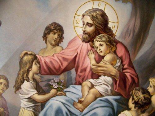 Рассказываем детям о православной вере...