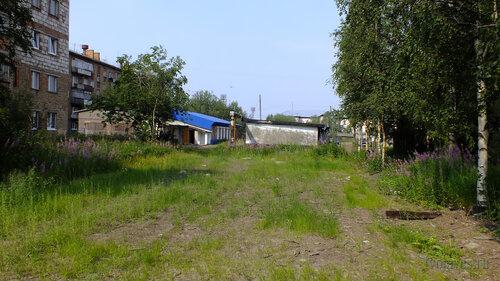 Фото города Инта №5269 Заводская 6, 4 и 4а 25.07.2013_13:33