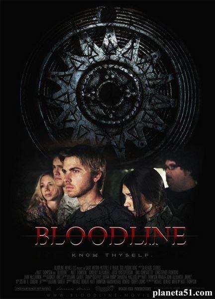 Тайна рода / Bloodline (2013/WEB-DL/WEB-DLRip)