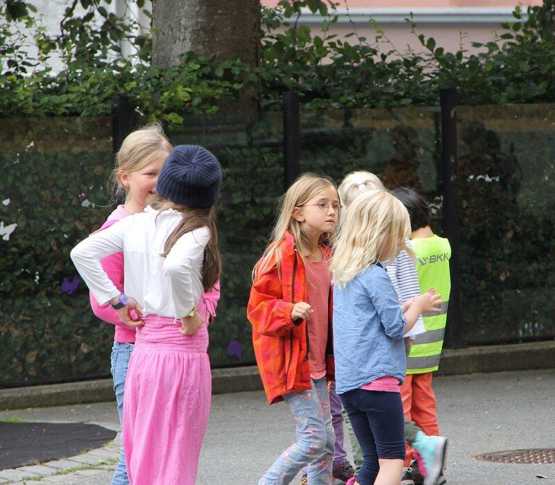 Б ерген, Детский сад. Bergen, kindergarden