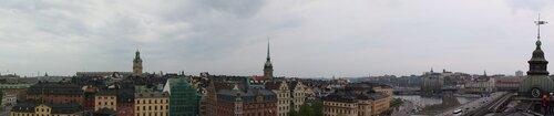 Крыши Стокгольма