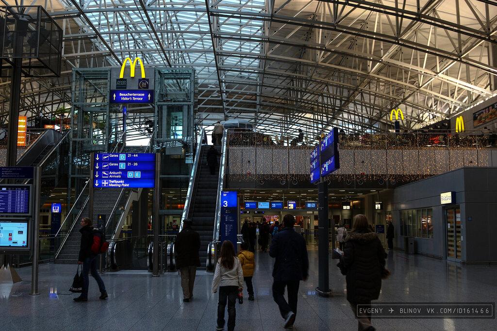 Flughafen Frankfurt Main Ankünfte