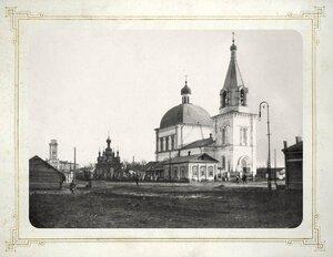 Вознесенско-Сенновская (Митрофаньевская) церковь