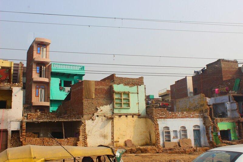 Стройка по индийски