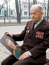 Полковник И.Т.Ткачёв