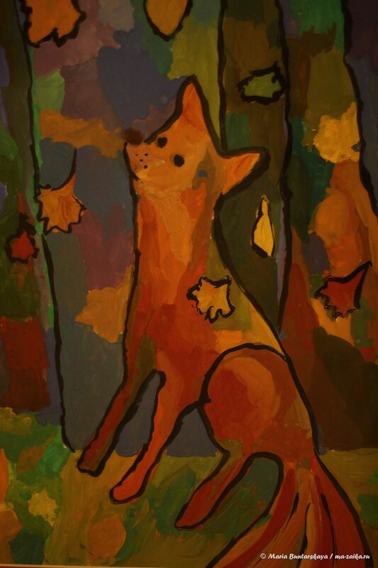 Выставка 'Жизнь в линиях и красках', Саратов, Радищевский музей, 20 декабря 2013 года