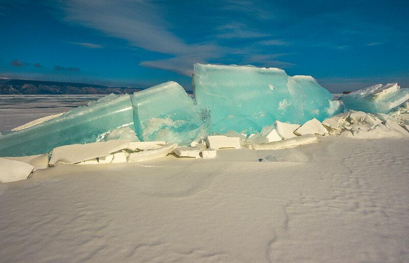 Лёд дыбом