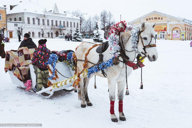 Зима в Слободском