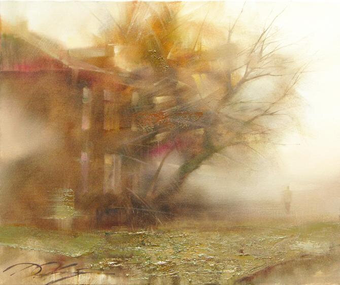 Картины Дмитрия Орлова