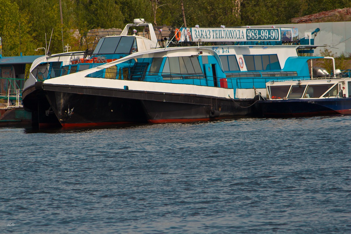Забытые острова - Малая Нева