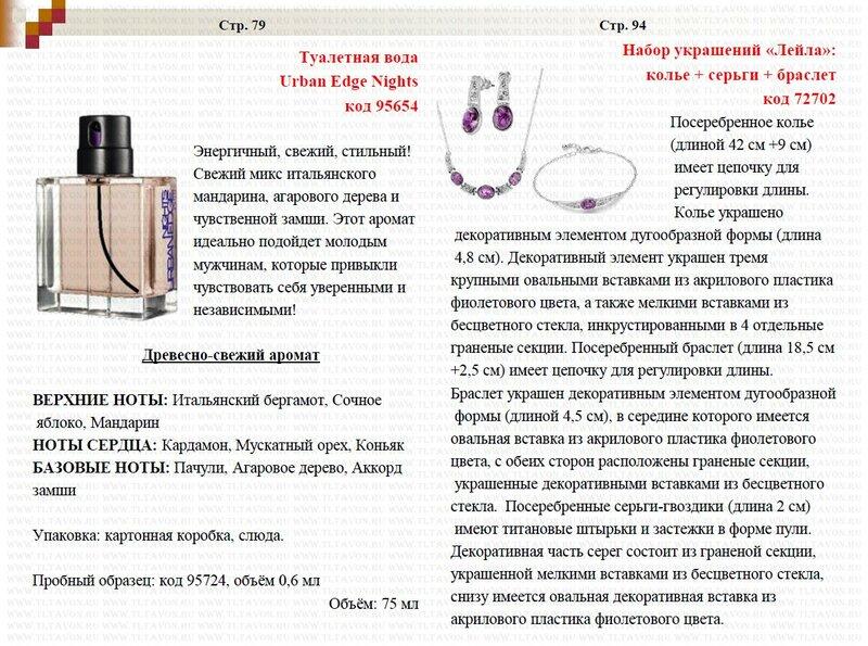 Подробное описание новинок каталога 15/2013_009