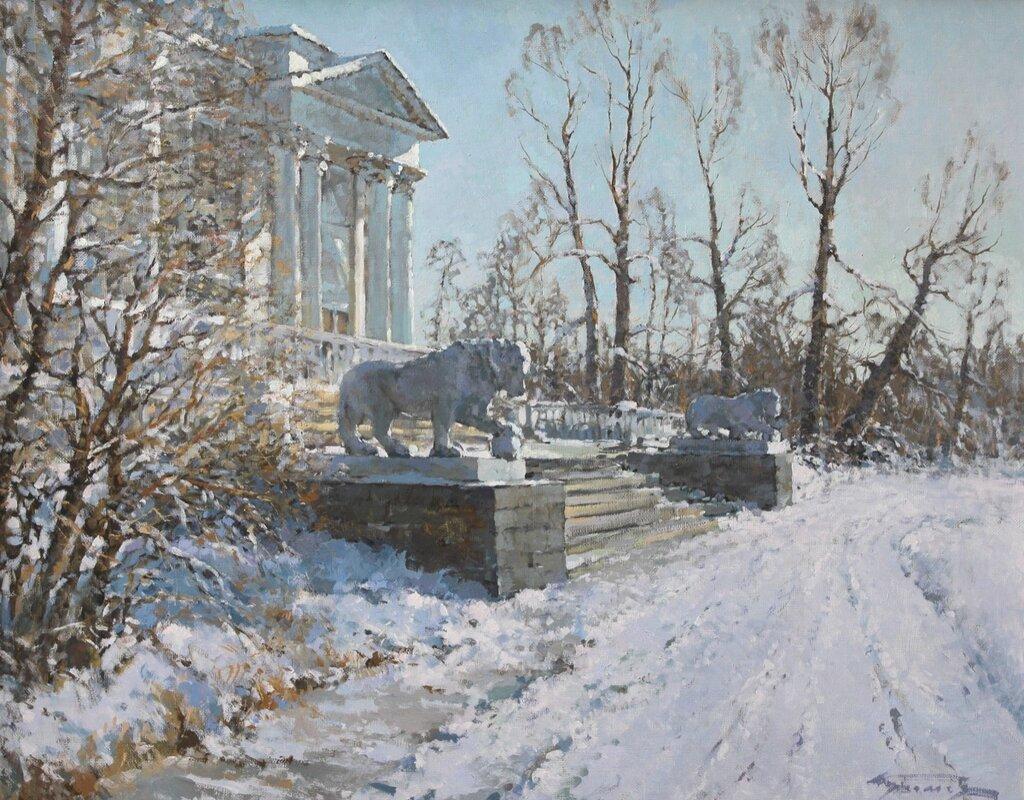 Кремер Александр Маркович. Елагин остров.