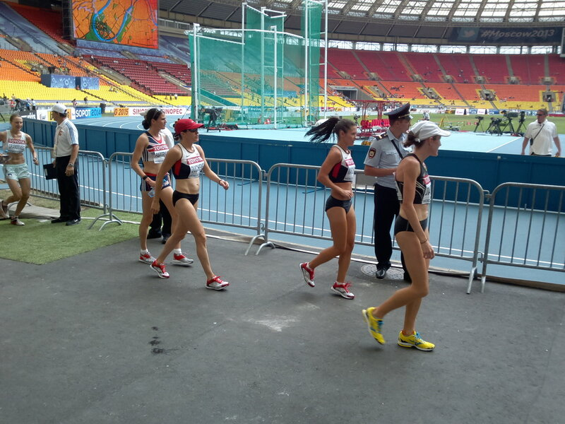Бегуньи на марафонскую дистанцию