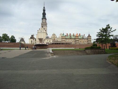 Ченстохова. Ясногорский монастырь (1)(2009)
