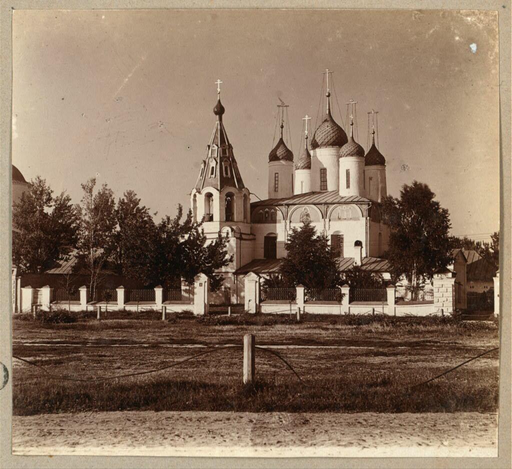 Ярославль. Церковь Иоанна Златоуста. 1910.