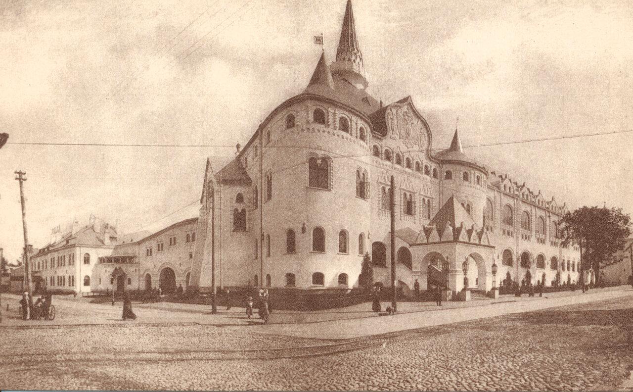 Здание Государственного банка. Нижний Новгород. 1913г.